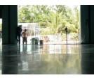 Mài bóng - Tăng cứng và tăng bóng bề mặt sàn bê tông