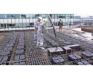 Các bước quan trọng trong việc đổ bê tông nền nhà xưởng